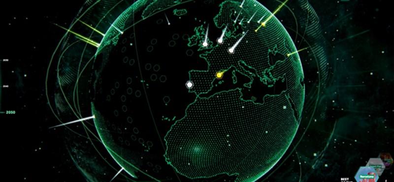 Mit gondol, hogy fog kinézni 30 év múlva Dubaj, Moszkva vagy New York? A Föld 2050 segít elképzelni