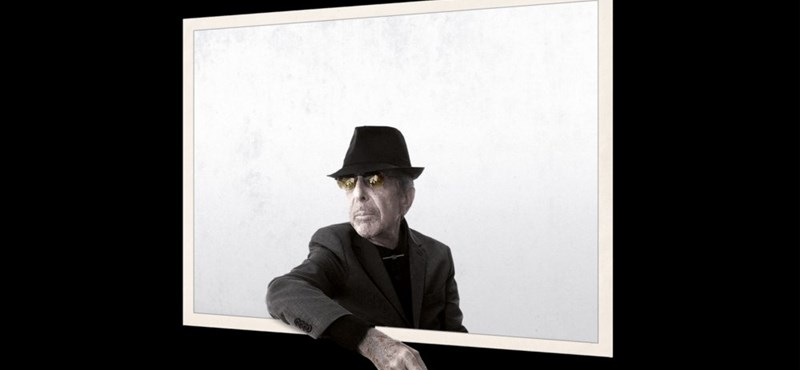 """""""Készen állok, uram"""" – lebilincselő lemezt adott ki Leonard Cohen"""