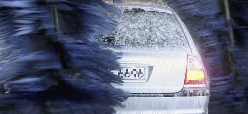 Az önvezető autókkal az autómosóknak is befellegzik