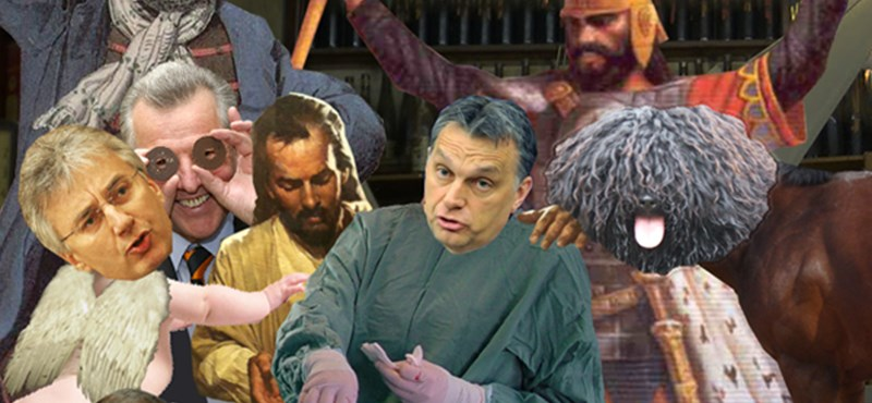 Orbán, az ördögűző: a Kerényi-verseny legerősebb indulója!