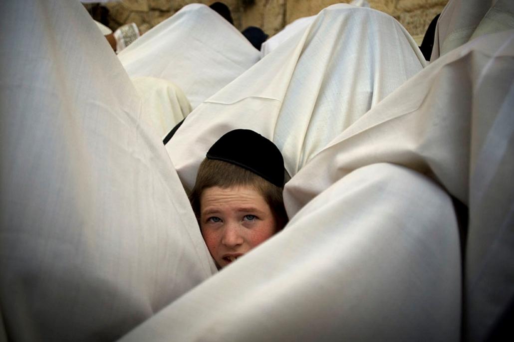 A hét képei nagyítás zsidó húsvét izrael vallás