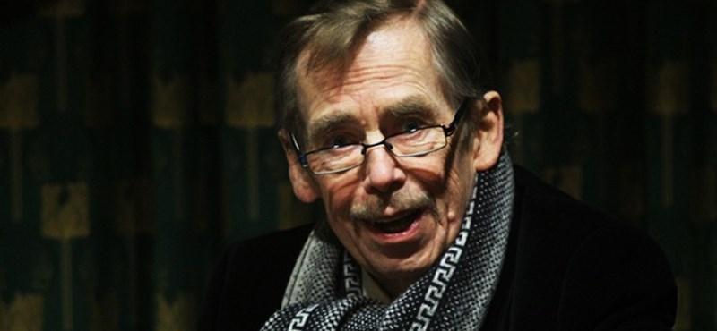 Megfilmesítik Václav Havel ellenzéki éveit