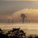 Ömlik a szén-dioxid az Egyesült Államokba(n)