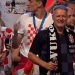 A horvát válogatott és a nacionalizmus