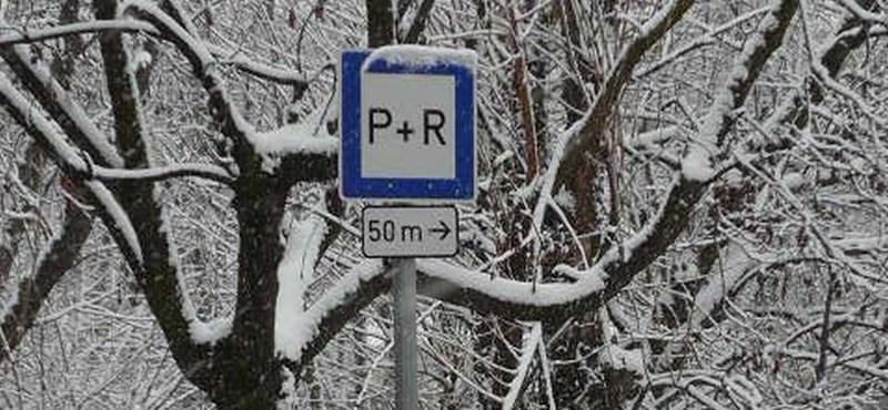 Sorra kinyírják az ingyenes budapesti P+R parkolókat