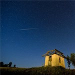 Meteort fotózott le az MTI Somoskőújfalu felett