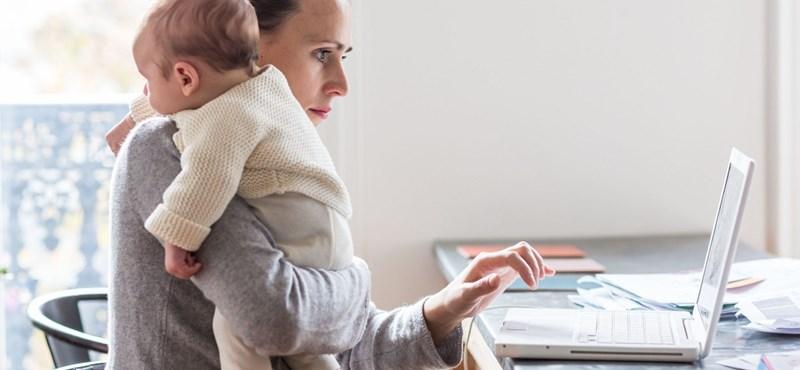 Hiába dolgoznának a nők szülés után részmunkaidőben, nem engedik őket