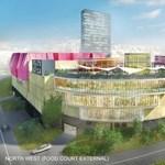 Épülhet az új plaza Splitben