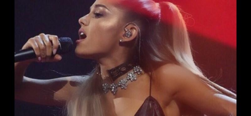 Ariana Grande lett az év nője a Billboardnál
