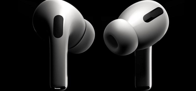 Olcsóbban is megjelenhet az Apple Airpods fülhallgató