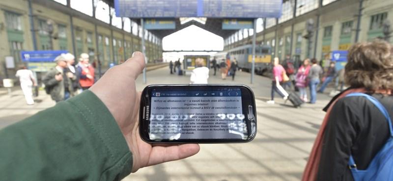 Változtat a MÁV, mától tényleg pofonegyszerű vonatjegyet venni a neten, még telefonról is