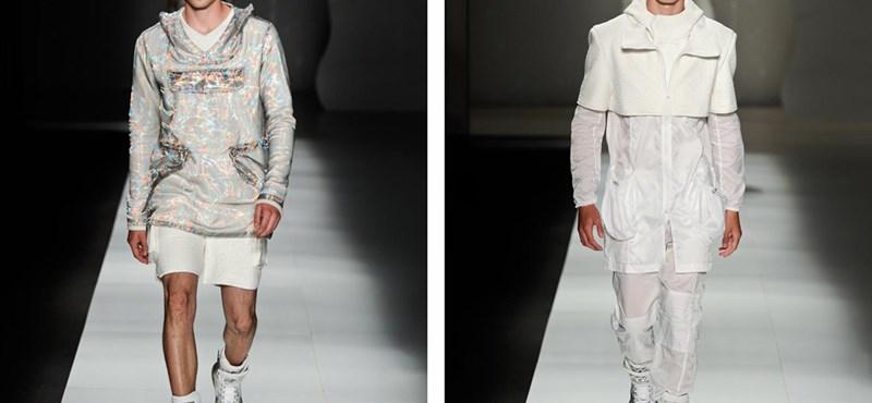 2012 férfi divatja a Coca-Cola Company elképzelése szerint