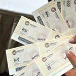 Üdültetésre fordítja a kormány az Erzsébet-utalványokból befolyt pénzt