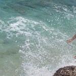 Dögös nudista strand