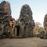 Angkor - óriási középkori településmaradványok