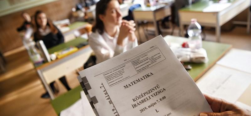 Már 28 ezren írták alá a matekérettségi nehézsége miatt indított petíciót