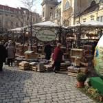 Európa legnagyobb tojáshegye tornyosul péntektől Bécsben