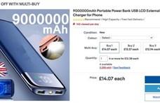 9 000 000 mAh-s akkut árulnak az eBayen, nem nagy meglepetés, mi jön helyette
