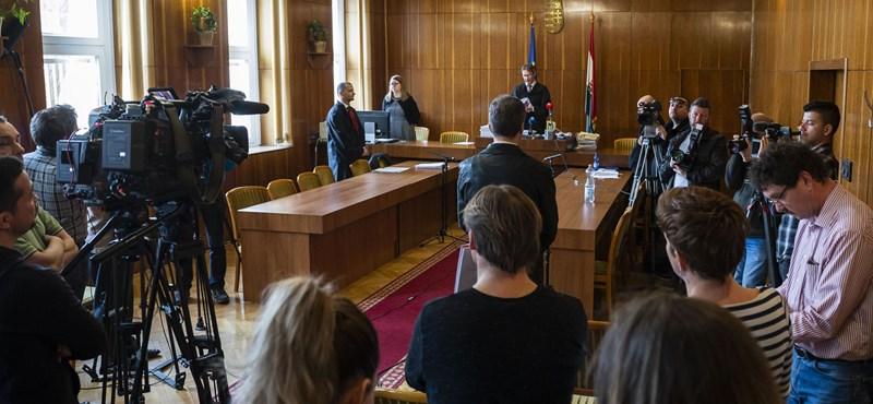 21 év fegyházbüntetést kapott a darnózseli hentes