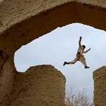 Extrém romhasznosítás afgán módra