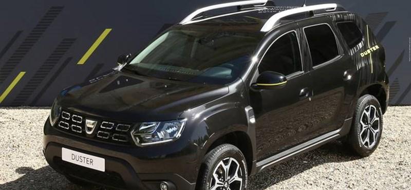Ezt is megértük, gyűjtői változatot kínálnak a Dacia Dusterből