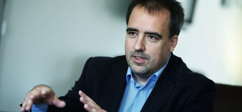 Török Gábor: Tele van Brutusokkal a Fidesz