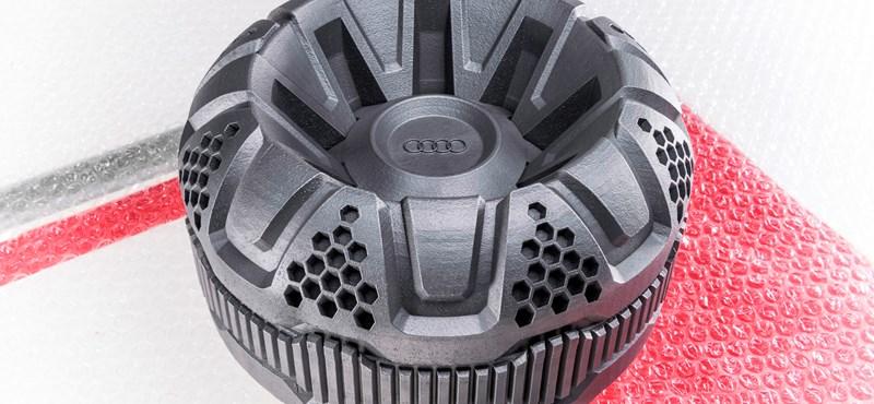 El sem tudja képzelni, milyen járművet készített az Audi