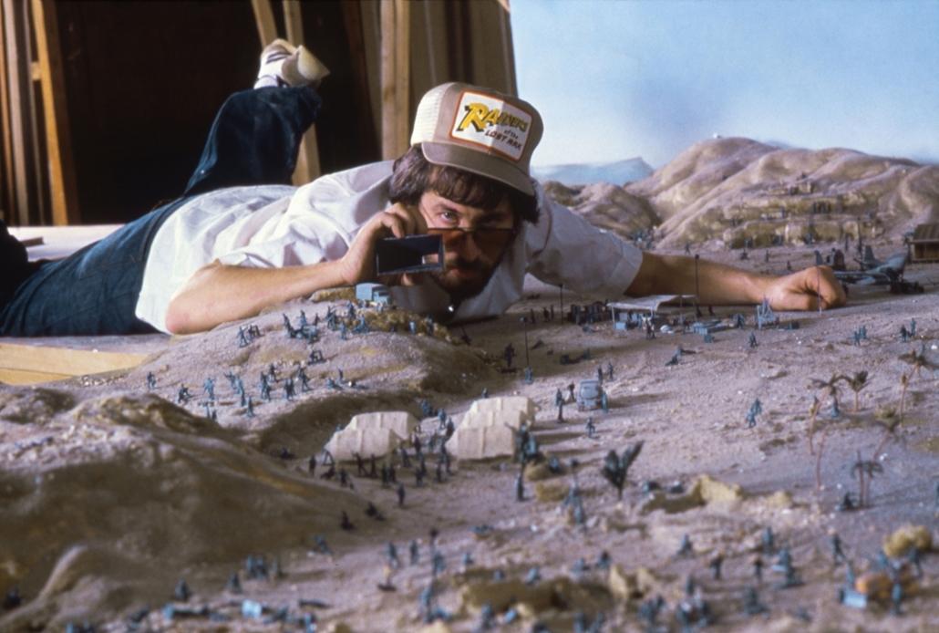 afp.1981: Az elveszett frigyláda fosztogatói / Raiders of the Lost Ark, Steven Spielberg