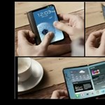 Maga a Samsung szivárogtatta ki: lehet, hogy ez már az összehajtható telefon?
