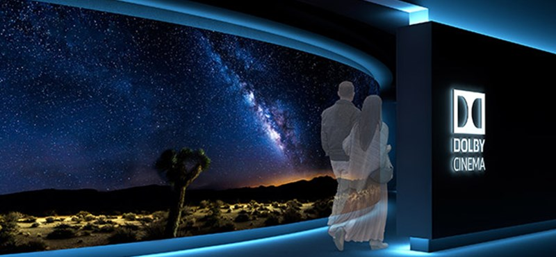 Dolby mozi: ettől majd tátva marad a szája