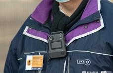 Testkamerával szereli fel a BKK az ellenőröket
