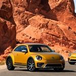 Egyedi Bogarakkal jófejkedik Amerikában a Volkswagen