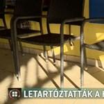 Letartóztattak három férfit, akik poénból egy székhez szalagozhatták a négygyerekes apát