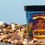 Trump-ellenes fagyit dobtak piacra, és elég jól hangzik