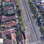 Találtak egy holttestet az M3-as Budapestről kivezető oldalán