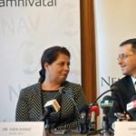 Varga hiába akarná Orbán helyett kirúgni a NAV elnökét