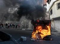Dezertálnak a határt őrző venezuelai katonák