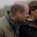 Vajon hogy fér el ennyi boldogság Vilmos herceg és Katalin hercegné kisfilmjében?