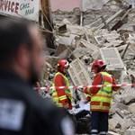 Újabb holttesteket találtak az összeomlott marseille-i házak romjai alatt