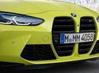 Hivatalos: itt a teljesen új BMW M3 és M4