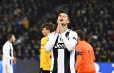 Őrület volt az Ajax–Bayern, kikapott a Juventus és a Manchester United