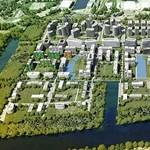 Még drágábban, 638 millióból tervezik át Észak-Csepelt