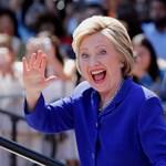 Péniszfotók kavartak be Hillary Clinton választási kampányába