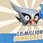 Gondolta volna? Itt vannak az Angry Birds 2 letöltési számai
