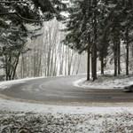 Mesebeli tájat csinált a Mátrából és a Bükkből a havazás – fotók