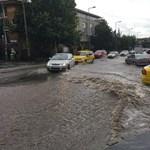Kiadták a riasztást: szakadni fog az eső az egész országban