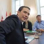 A zöldek segíthetnek kormányt alakítani Kurznak