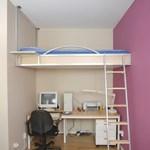 Légies galériaágy – Kifejezetten mini lakásokba