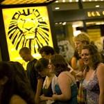 Az Oroszlánkirály lett a Broadway királya