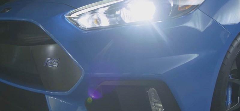 Kicsit késik, de áprilisban kijön a teljesen új Ford Focus